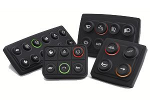 PowerKey PRO CAN bus Keypad
