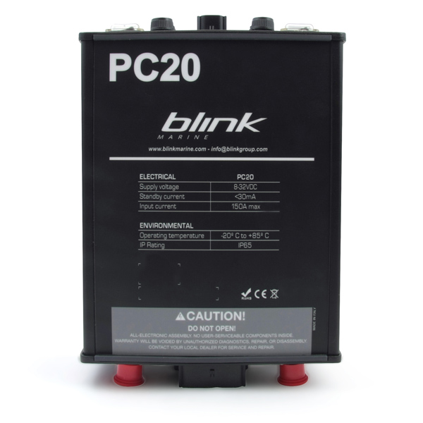 PC20 CAN bus control units