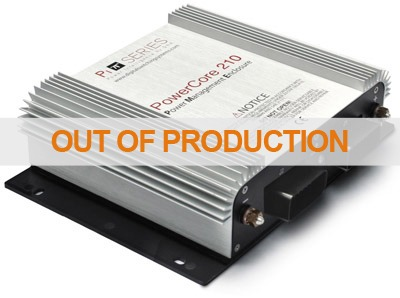 PowerCore 210 out of producition