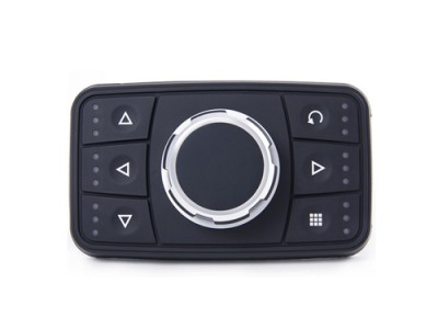 PowerTrack CAN bus Keypad with rotary encoder - Vehicle Display Controller