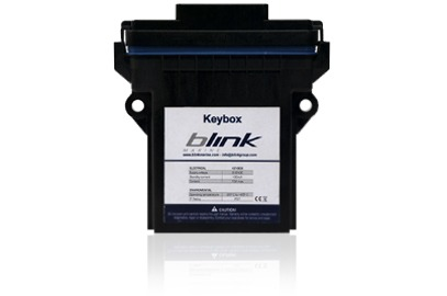 Keybox - CAN bus relay module