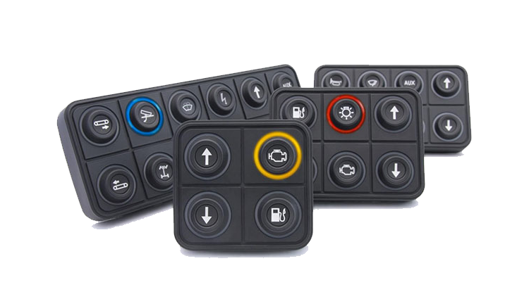 PKP SI CAN Keypads by blinkmarine