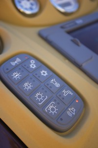 PowerKey digital keypad CANbus