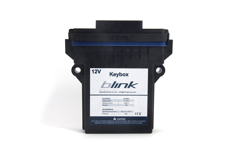 Keybox a New CAN Bus Relay module | Blink Marine